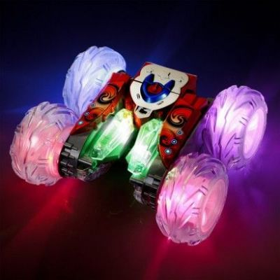 360 Stunt Racer,stunt racer,light up remote control car,childrens remote control car,cheap remote control car